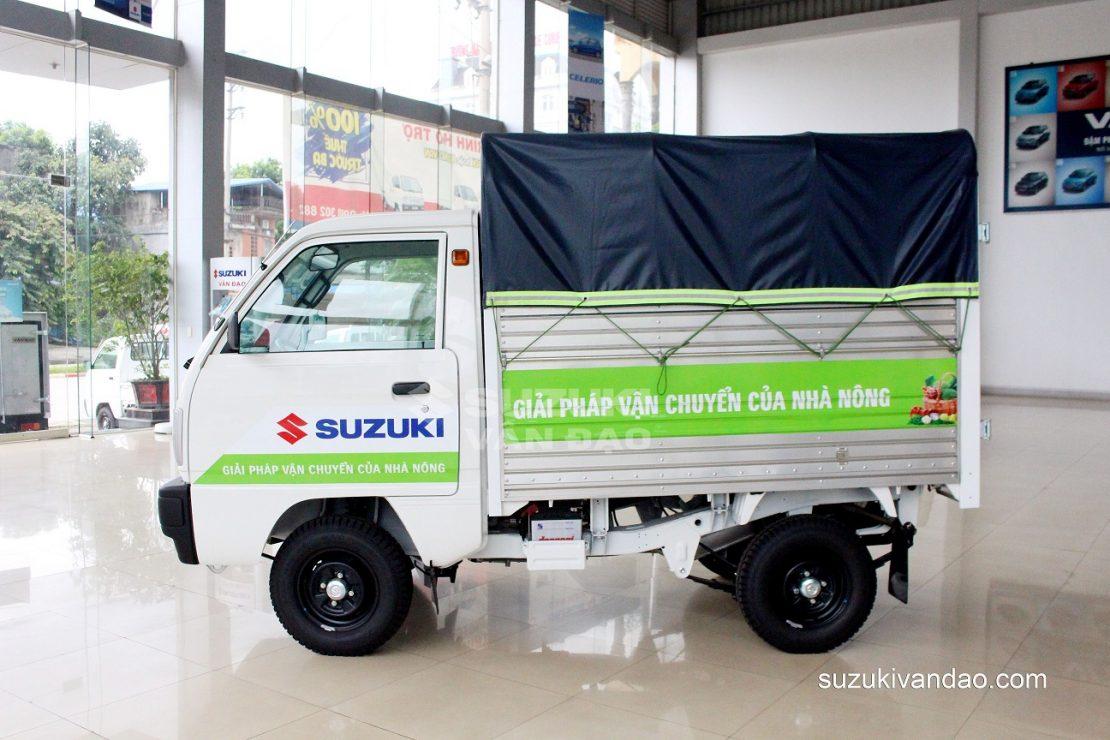 Suzuki 5 tạ thùng mui bạt Thái Nguyên