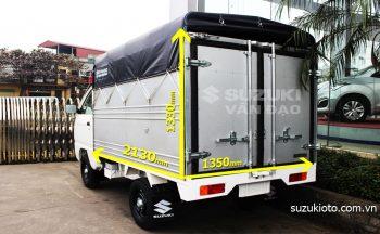 Suzuki 5 tạ Carry Truck 2020