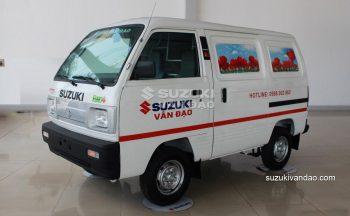 Suzuki Blind Van 2020