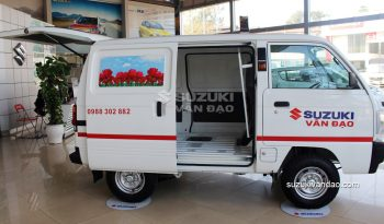 Suzuki Blind Van 2021 full